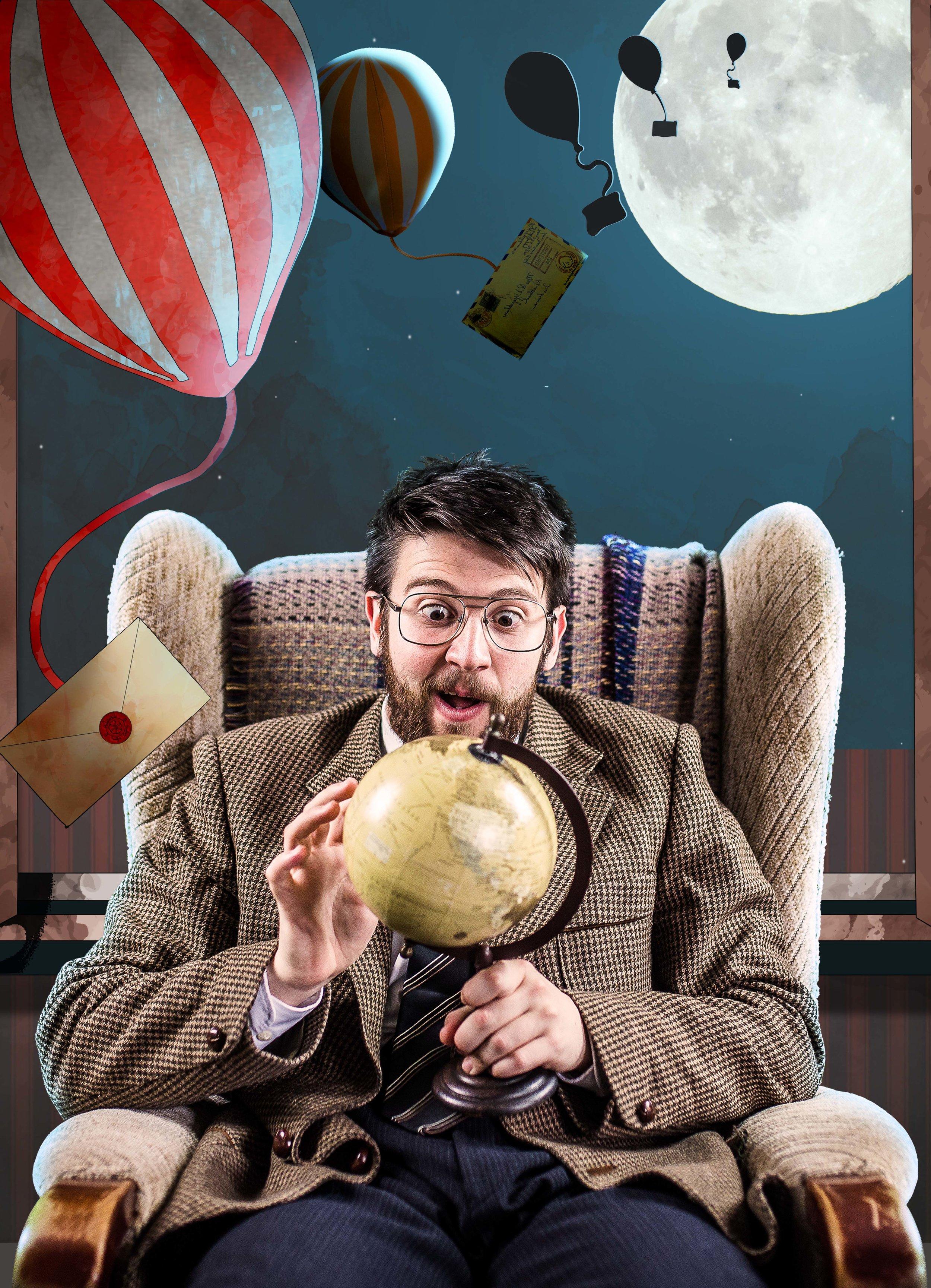 AccordingTo Arthur - Paddleboat Theatre Company