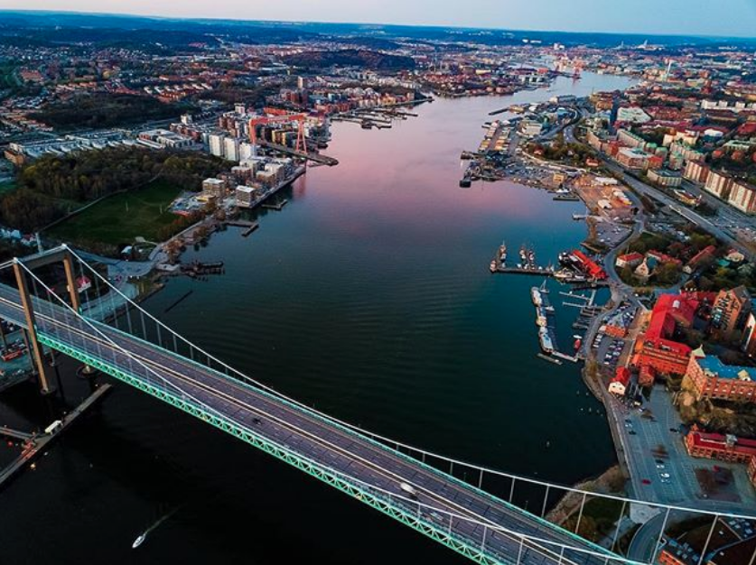 Gothenburg, it's a Smart City - World leading spirit of collaboration