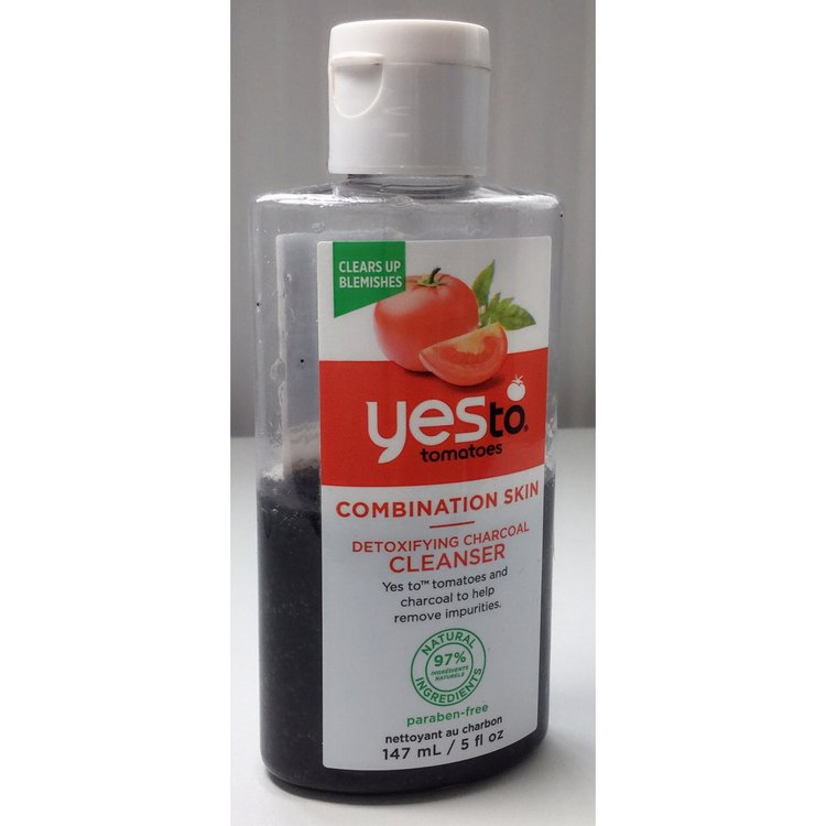 Yes To Charcoal Cleanser
