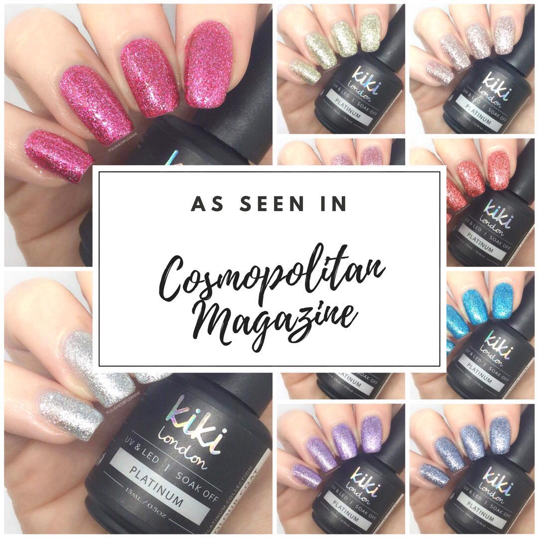 Kiki London - Cosmopolitan