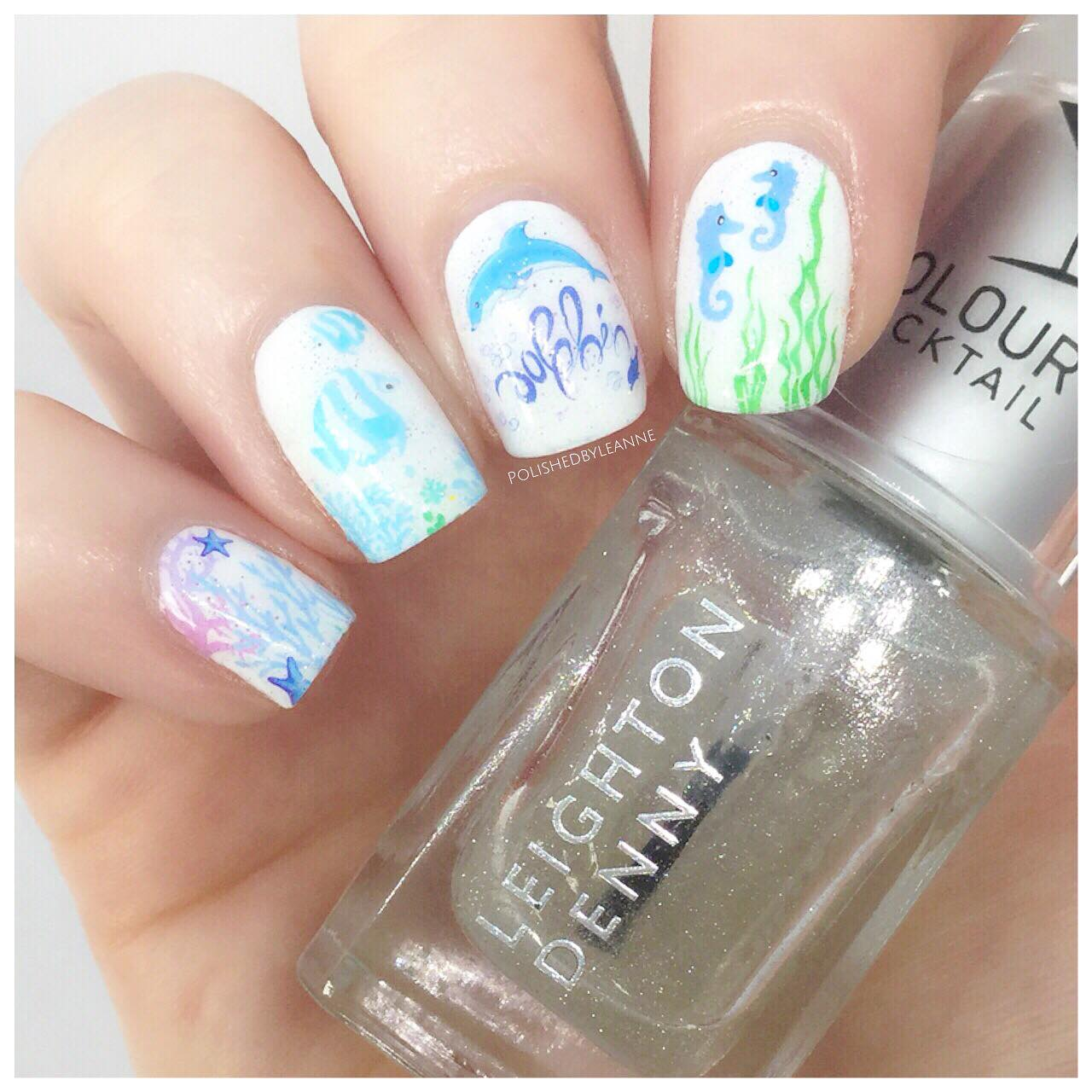 Water Decals BBB