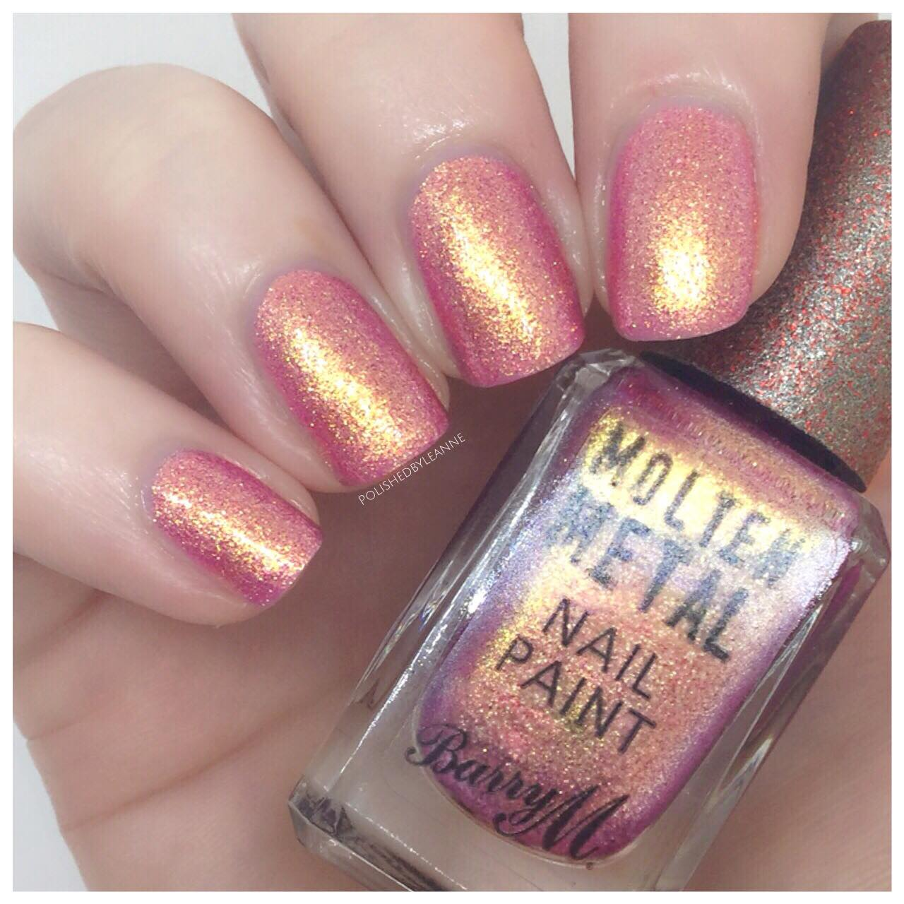 Pink Luxe - Barry M