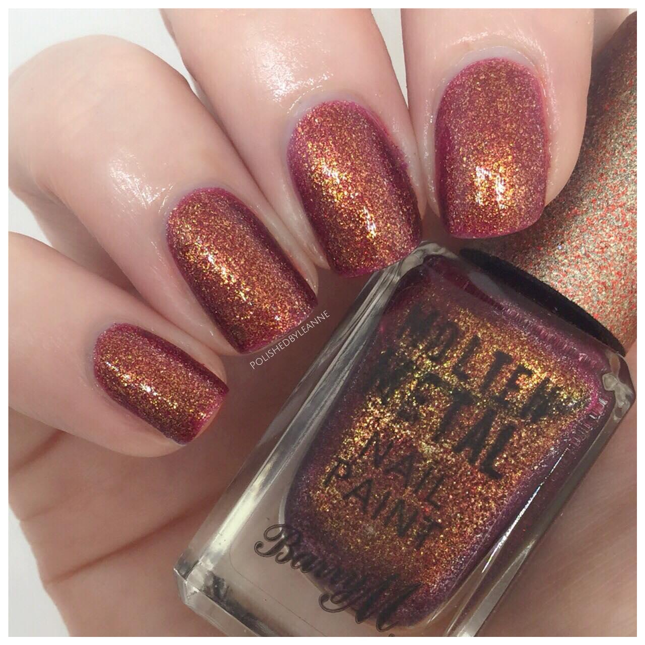 Antique Gold - Barry M
