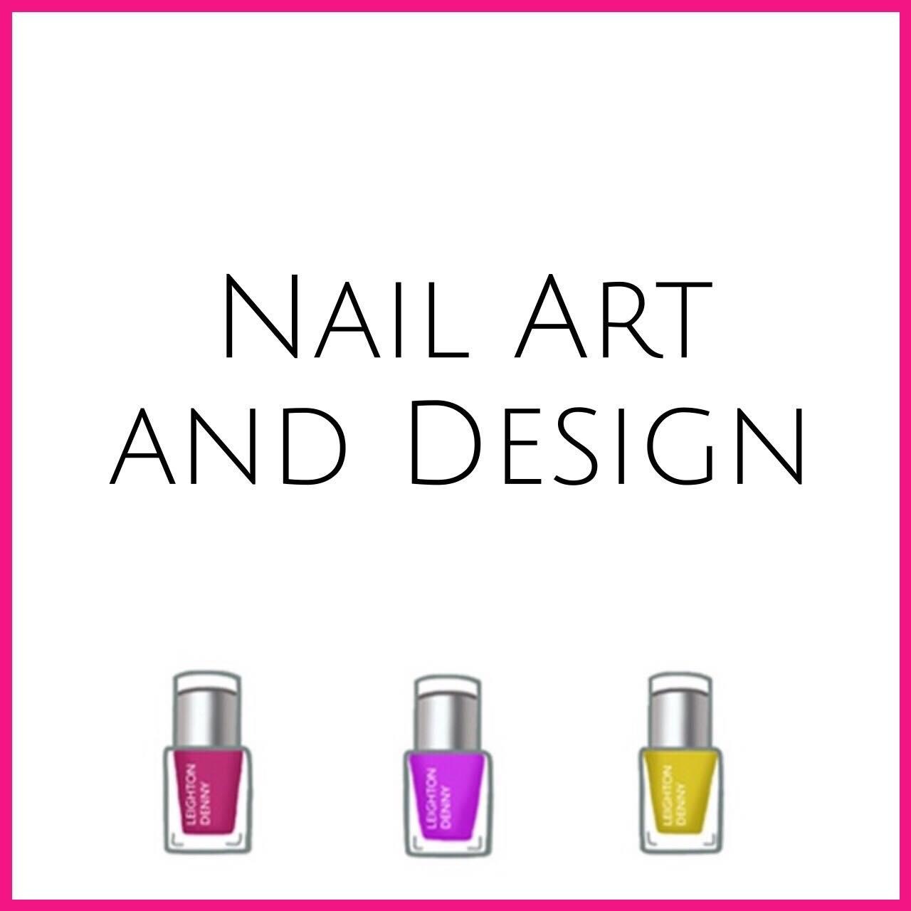Nail Art and Design