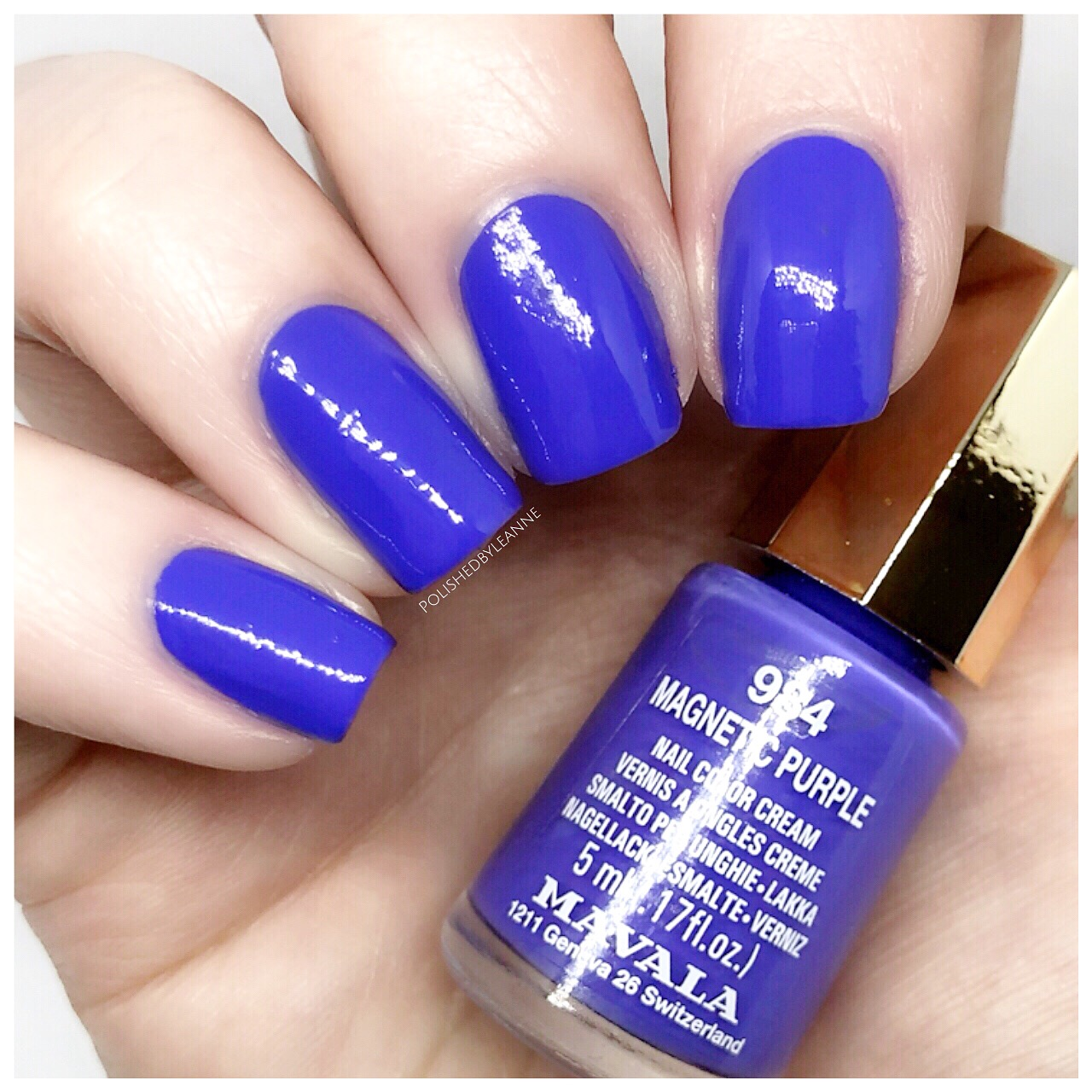 Magnetic Purple