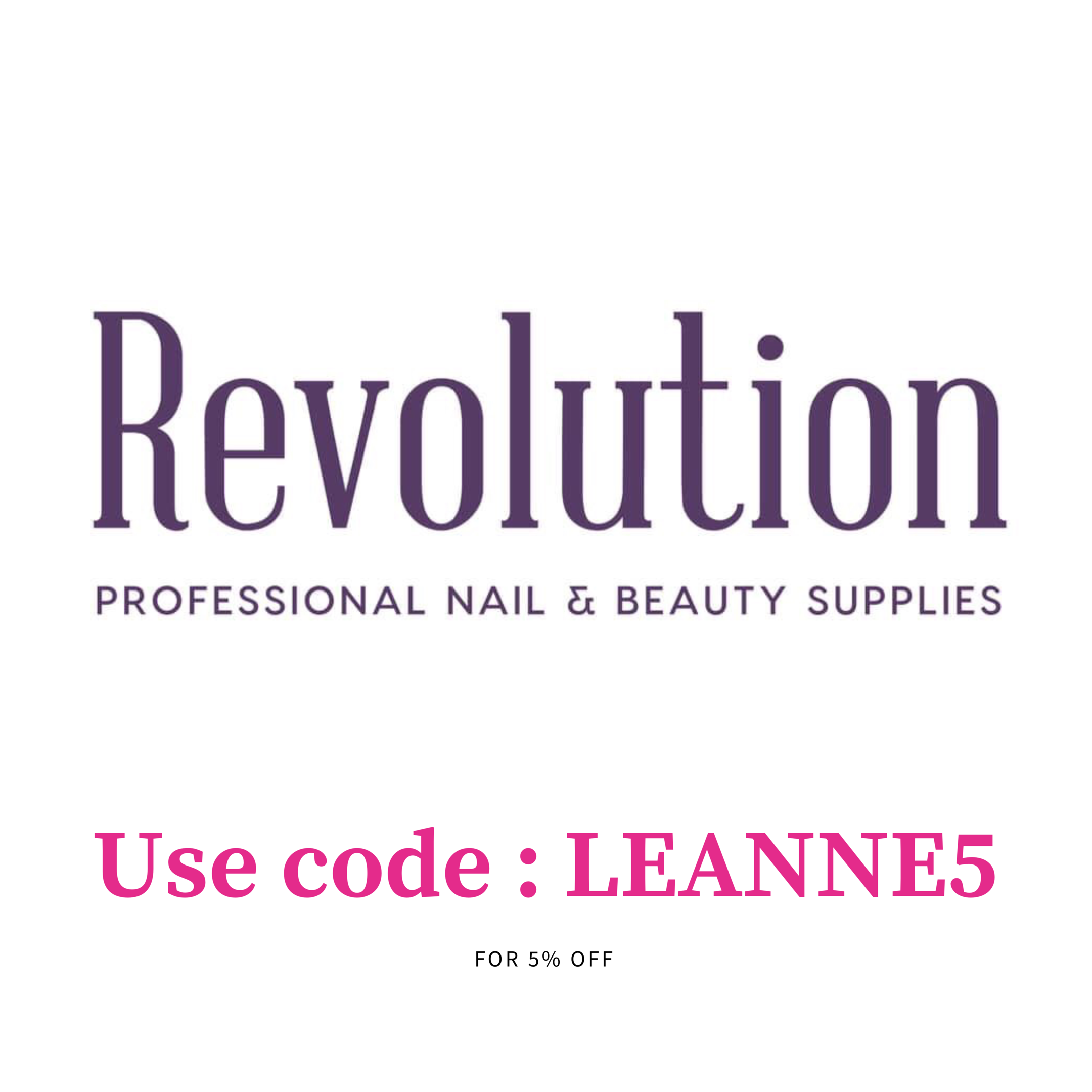 Revolution Nail Supply