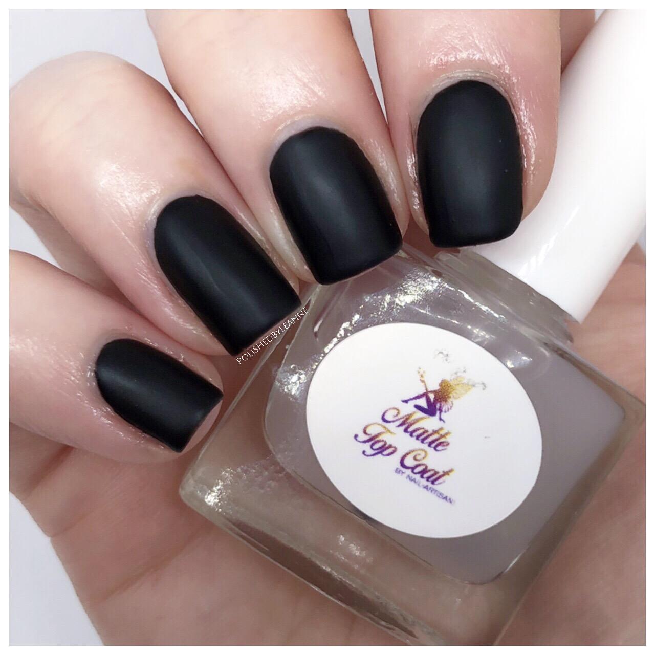 Nail Artisan Cosmetics Matte Top Coat