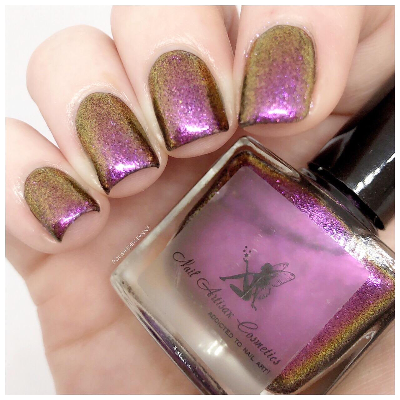 Nail Artisan Cosmetics Glossy Top Coat