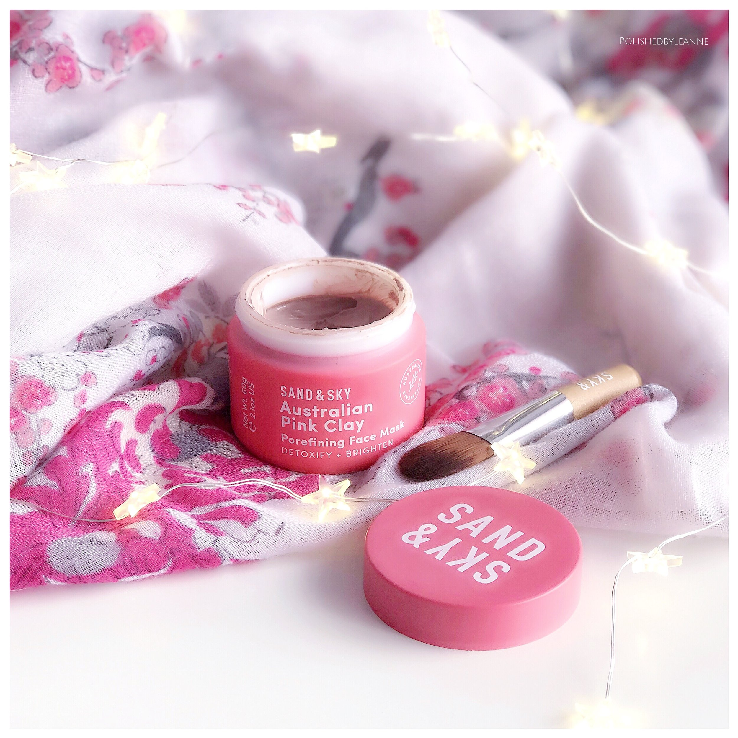 Does the Sand & Sky Pink Clay Mask Really Work? -