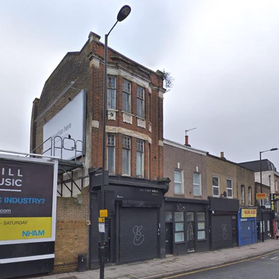163 Morning Lane, London E9 6LH  Nearest station is Hackney Central or Homerton