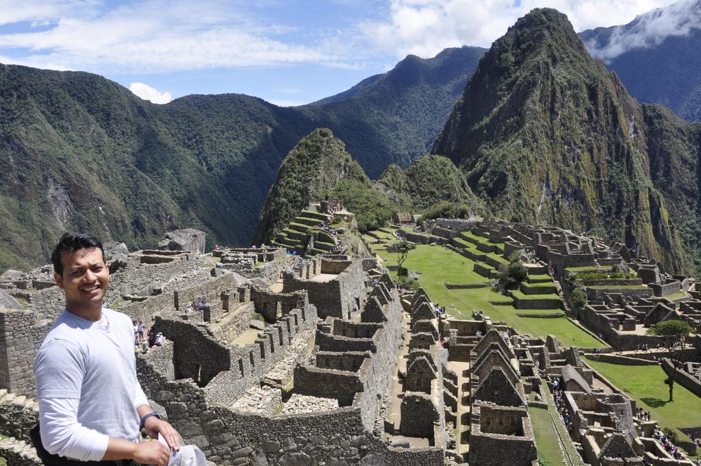 Digital nomads travel the world