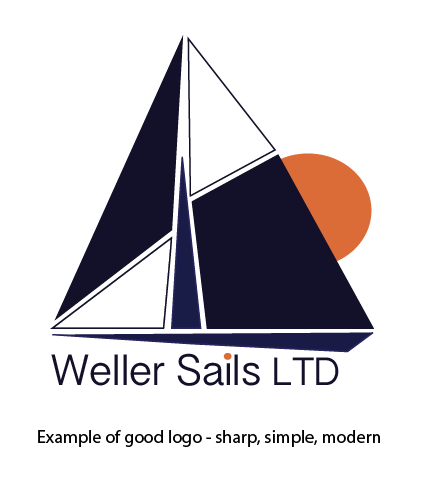 An example of a strong logo for your business
