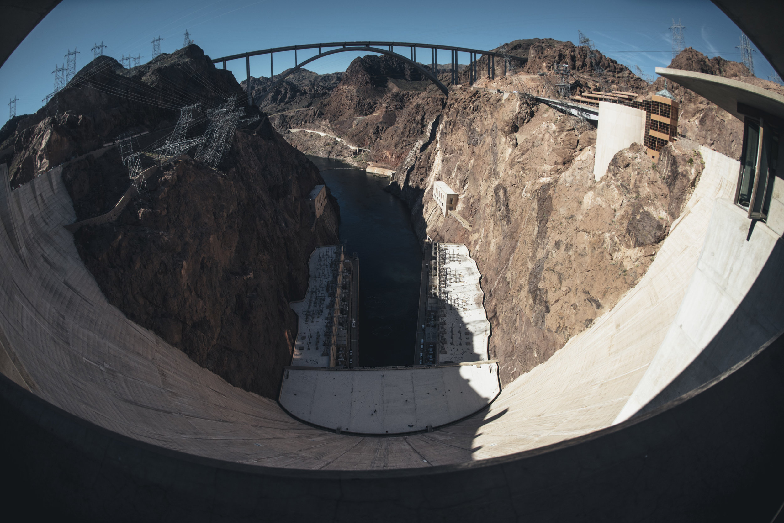 Southern Nevada gets almost 90 percent of its water supply from the Colorado River, which pools behind the Hoover Dam to create the largest reservoir in the US, Lake Mead