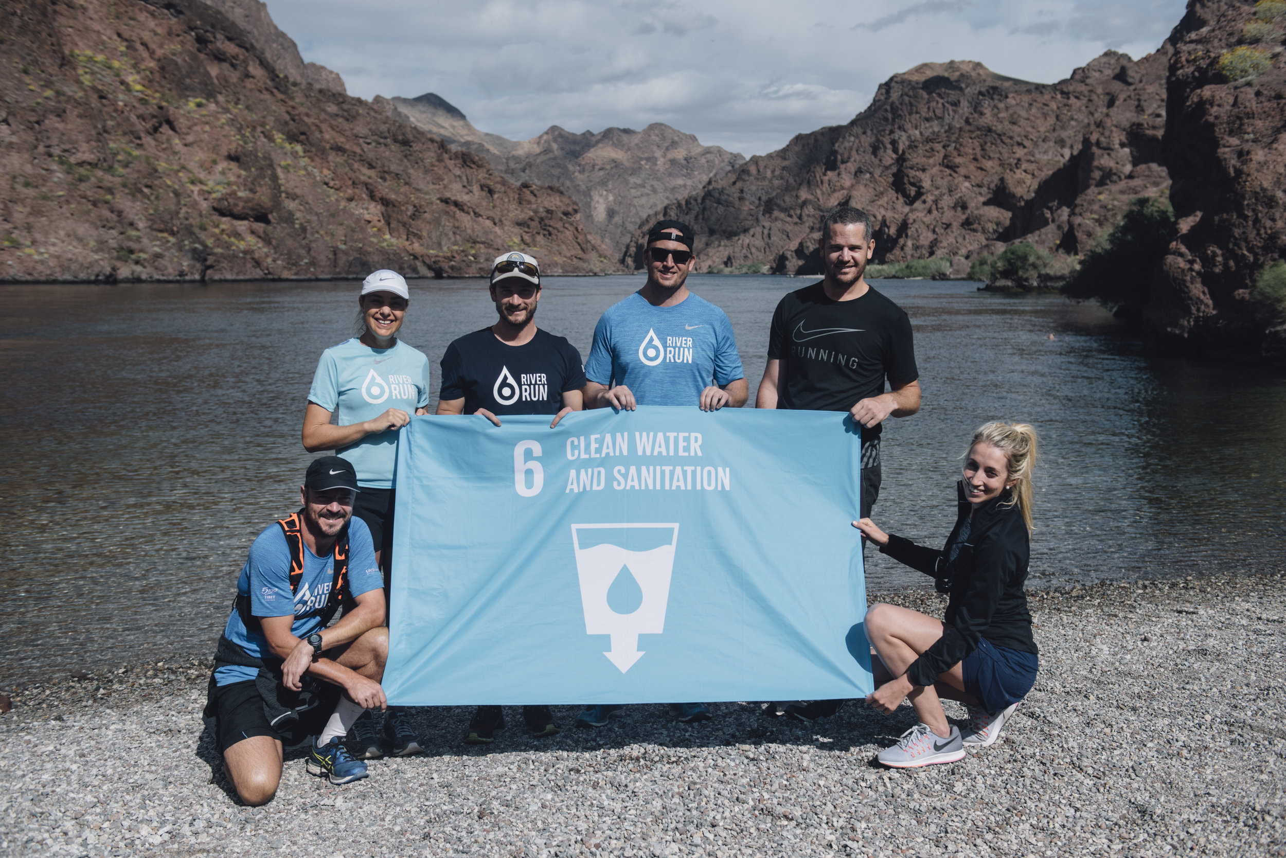 Run4Water Expedition Team
