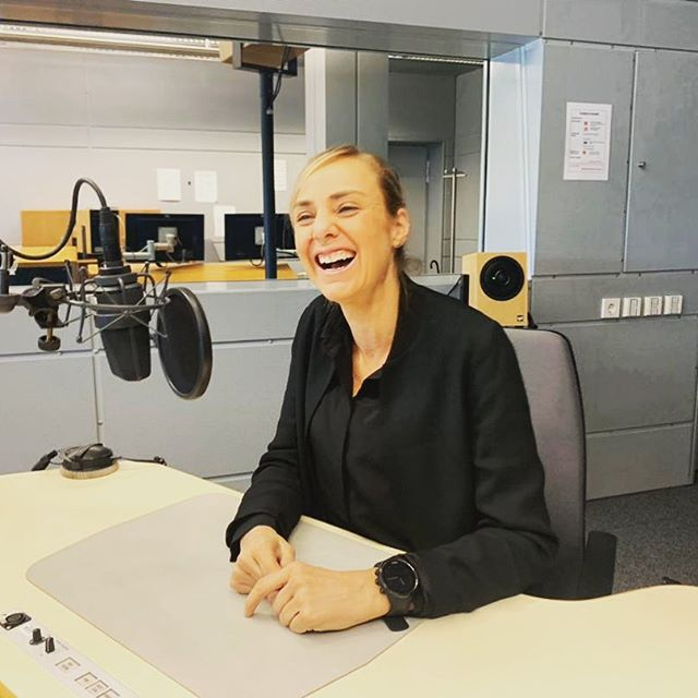 Having the MOST fun at Deutsche Welle, being interviewed for their show, Living Planet 🌏 . . . . . . #deutschewelle #deutschewelletv #germany #livingplanet #radio #podcast #interview #waterscarcity #sdg6 #sustainabledevelopmentgoals2030 #savetheplanet #savewater #saveearth #globalgoals #water #bonn #waterconservation #waterislife #runningdry #everydropcounts