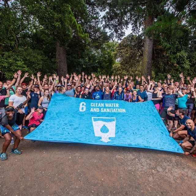 Happy #worldenvironmentday and #globalrunningday to the #runningdry community across the planet. An extra special day for an incredible group of people who inspire all of us every day to step up for our planet. You guys totally rock. Thank you! 🙏