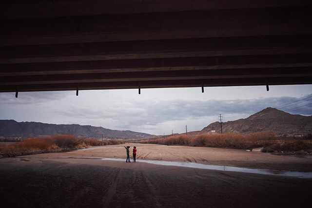 Thinking of you El Paso. A town of incredible people - of dreams, of hopes and of aspirations for a better future. One of collaborations rather than divisions. Of peace rather than war. When I stood with my feet on the banks of your incredible Rio Grande so few months ago, and we spoke about the power of the people to bridge divides, I could never have imagined we would be here today. May we learn and never repeat. Life is too short and you have too much to give this world. 💙  #runningdry #elpaso