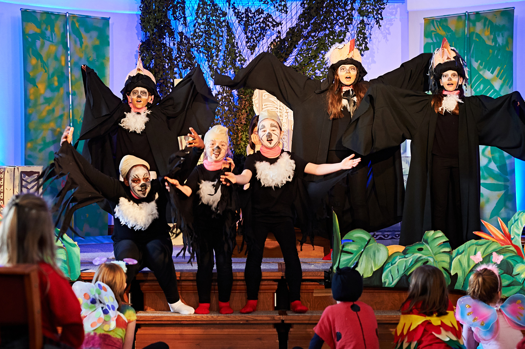 Celebrating its 60th anniversary with theatrical and musical offerings from pupils throughout the year groups