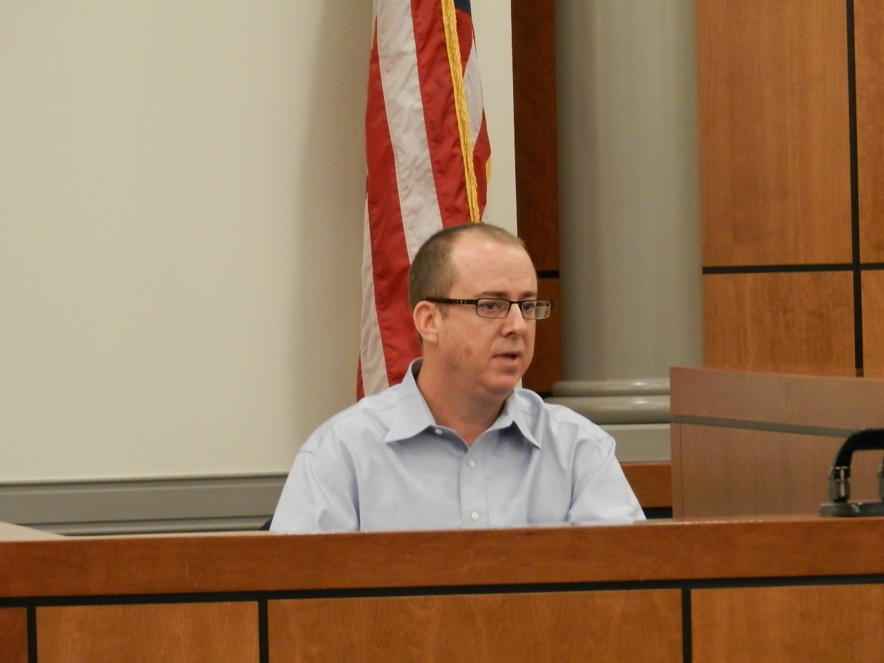 Travis Orten Trial