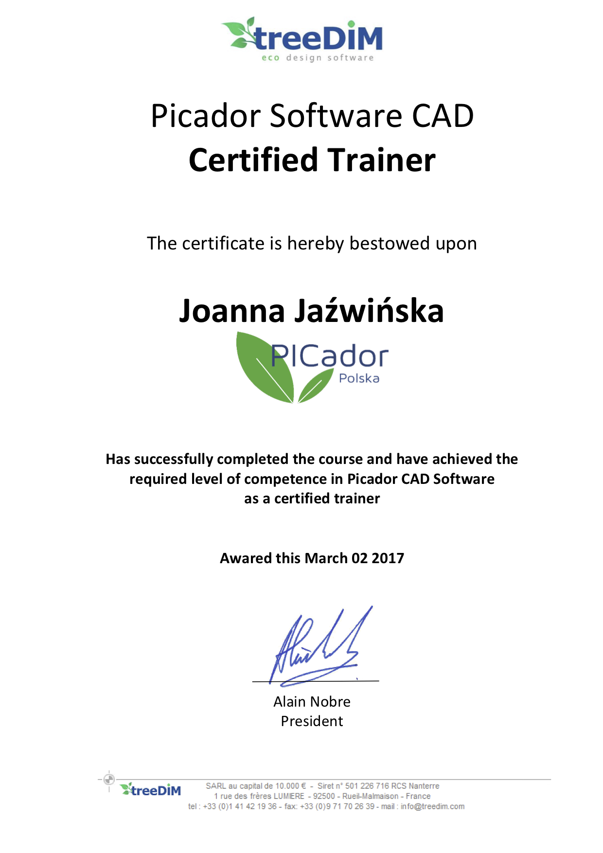 Certificate of Trainer Joanna.jpg