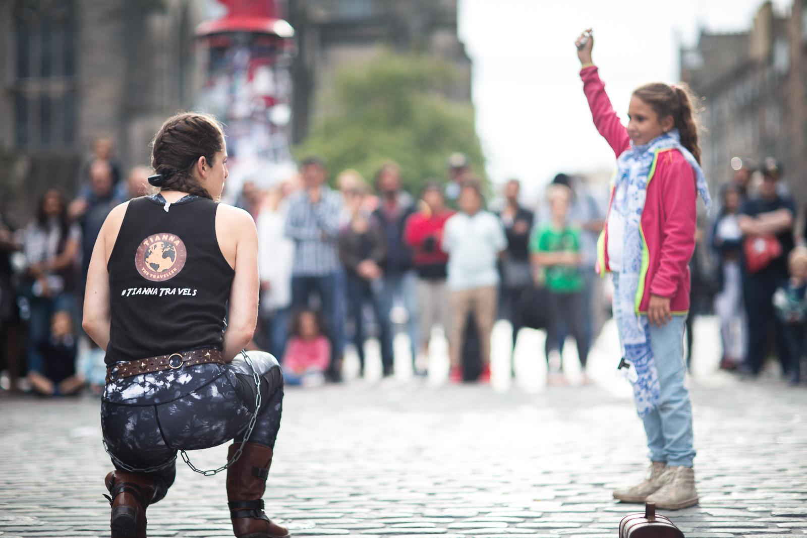Edinburgh Festival Fringe, Scotland