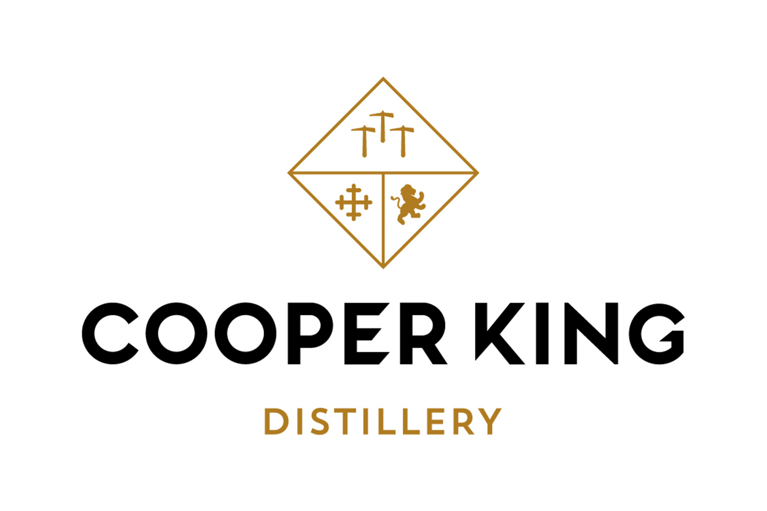 A modern take on the Cooper King shield