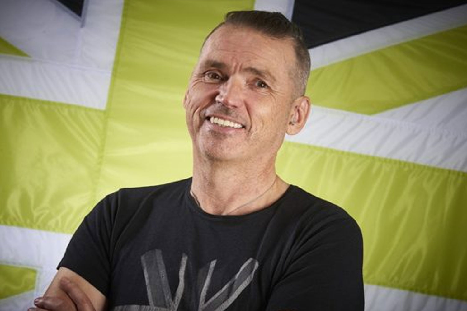 Dale Vince, founder of Ecotricity