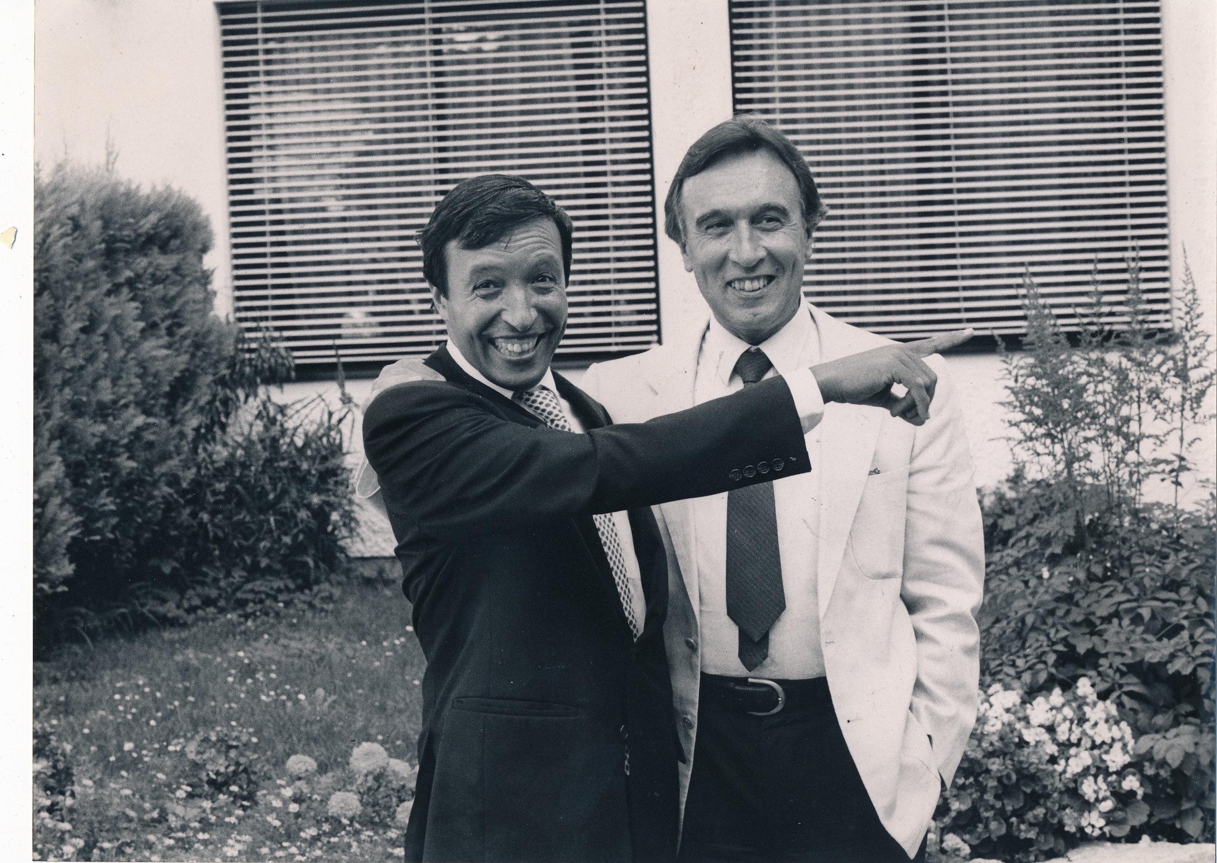 Murray Perahia avec Claudio Abbado