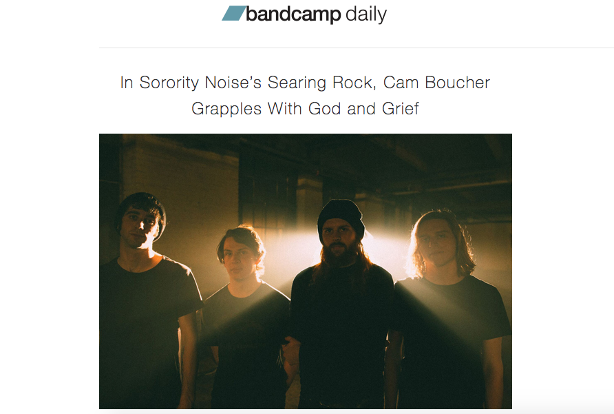 Photo used for article on Bandcamp