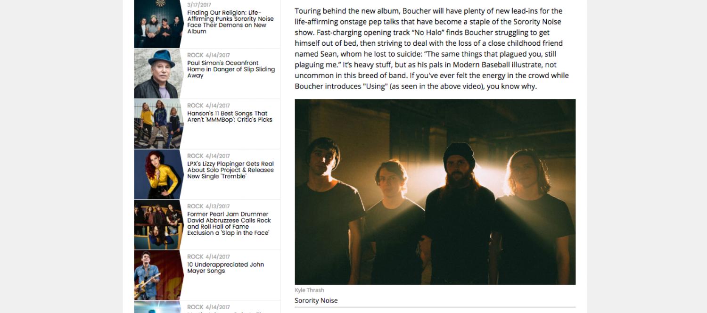 Photo used in Billboard article