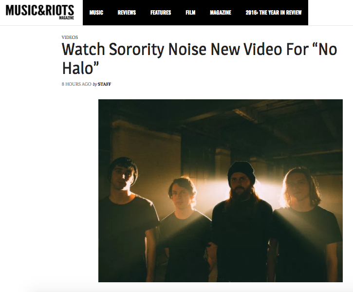 Photo used for Music and Riots article