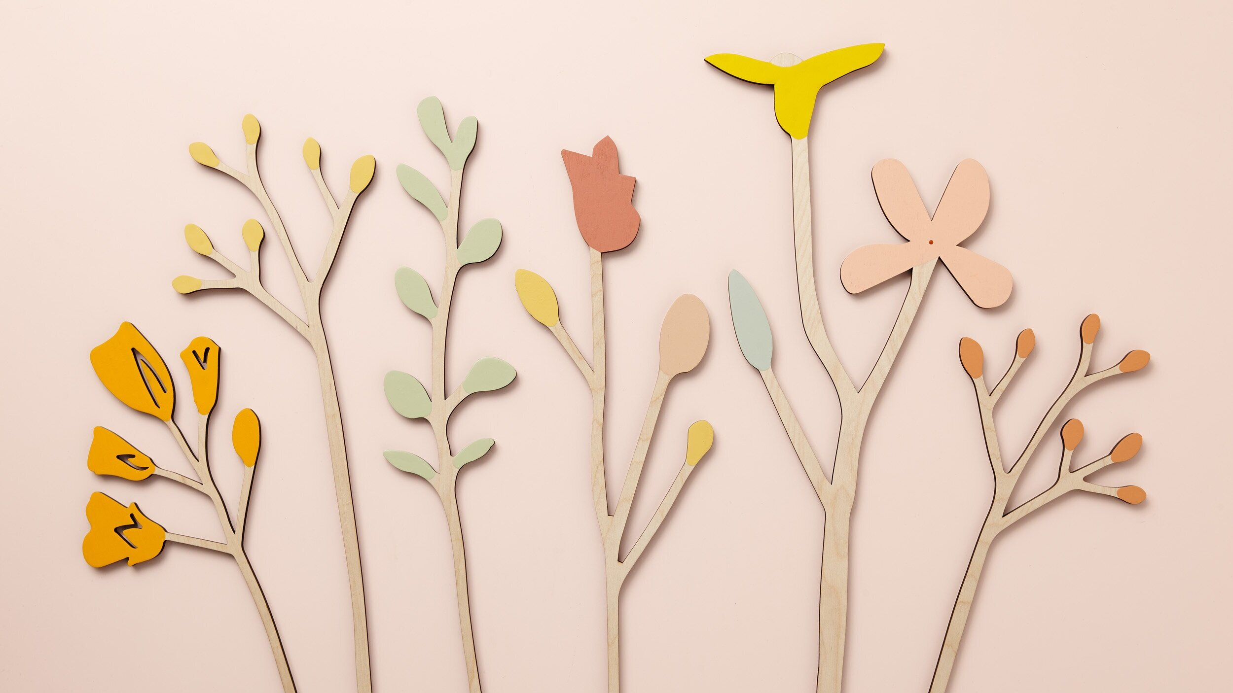 FOLK - A new collection of decorative ornaments inspired by folk customs and traditions