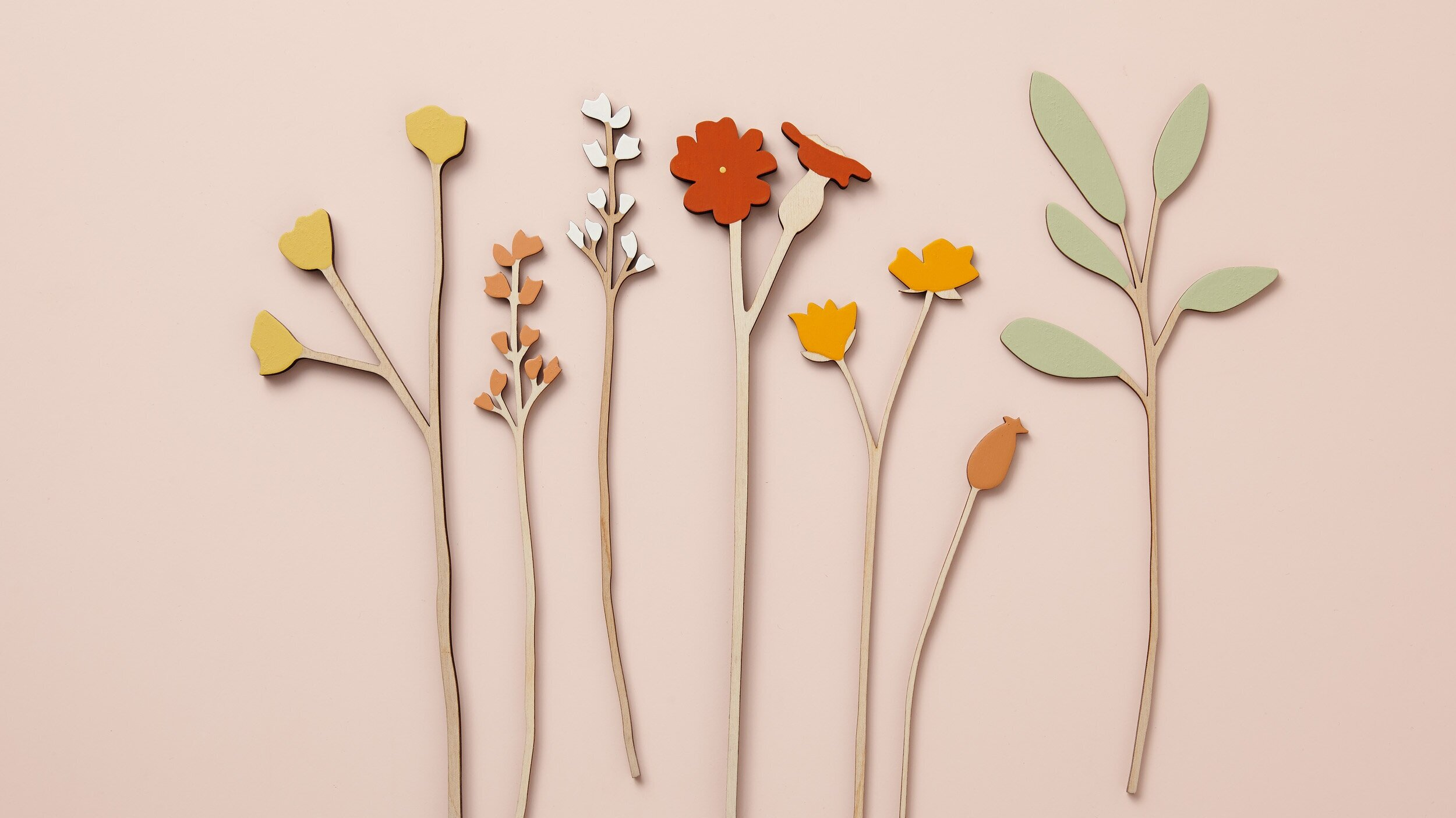 FOLK - A new collection of decorative ornaments inspired by the folk tales and customs of the British Isles