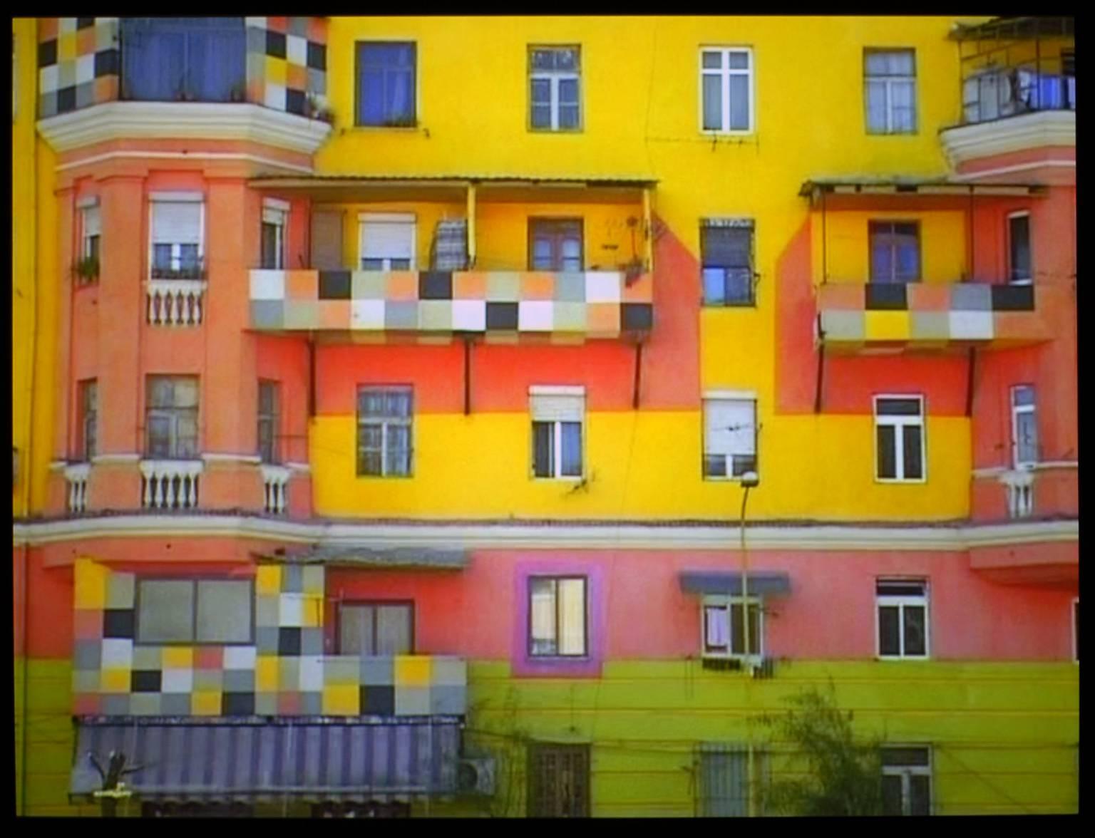 Dammi i Colori, Anri Sala, 2003