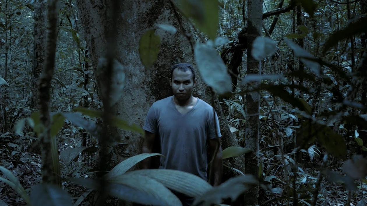Regina Parra, Capitão do mato, frame do vídeo.