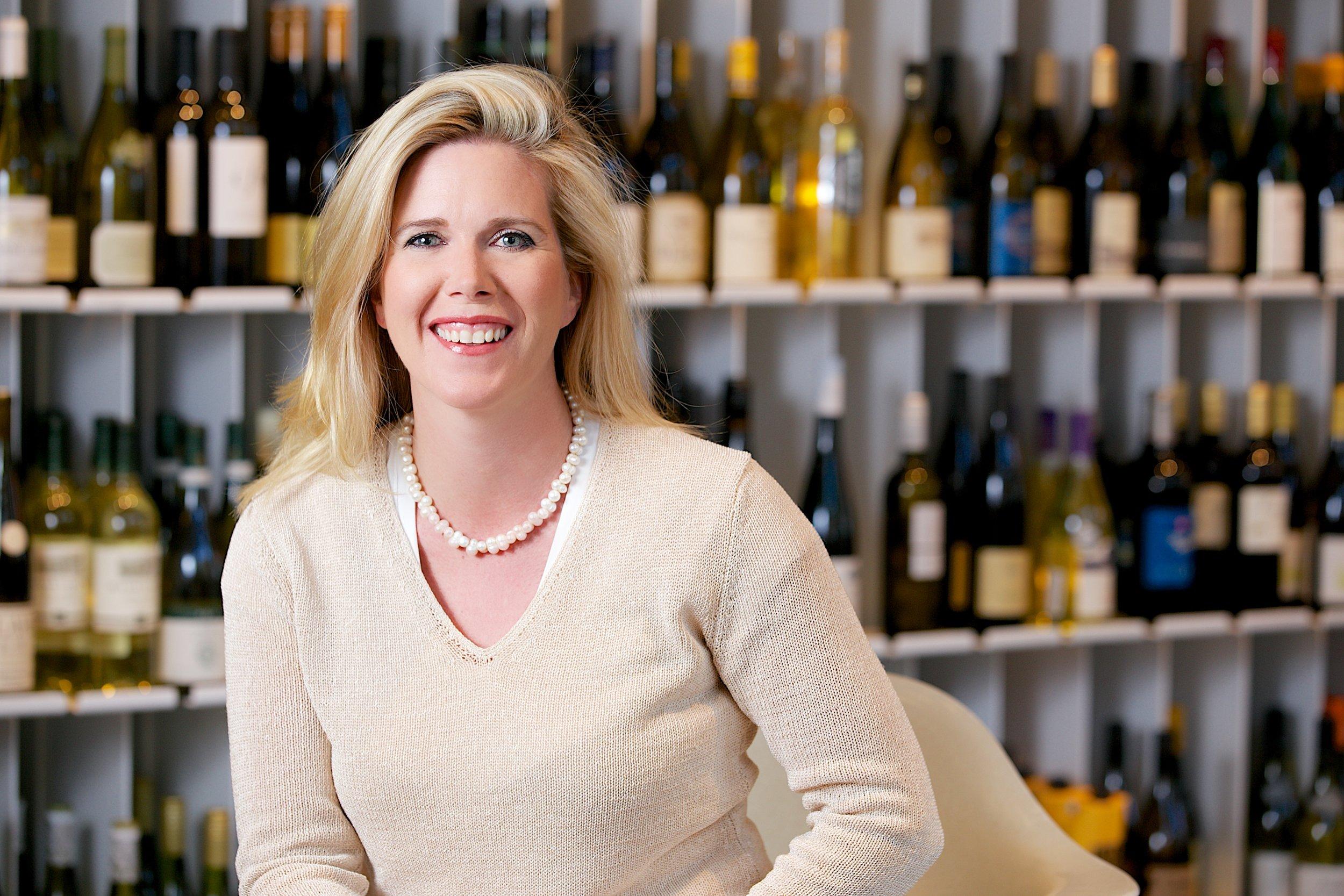 Jennifer Williams-Bulkeley, DipWSET    Founder