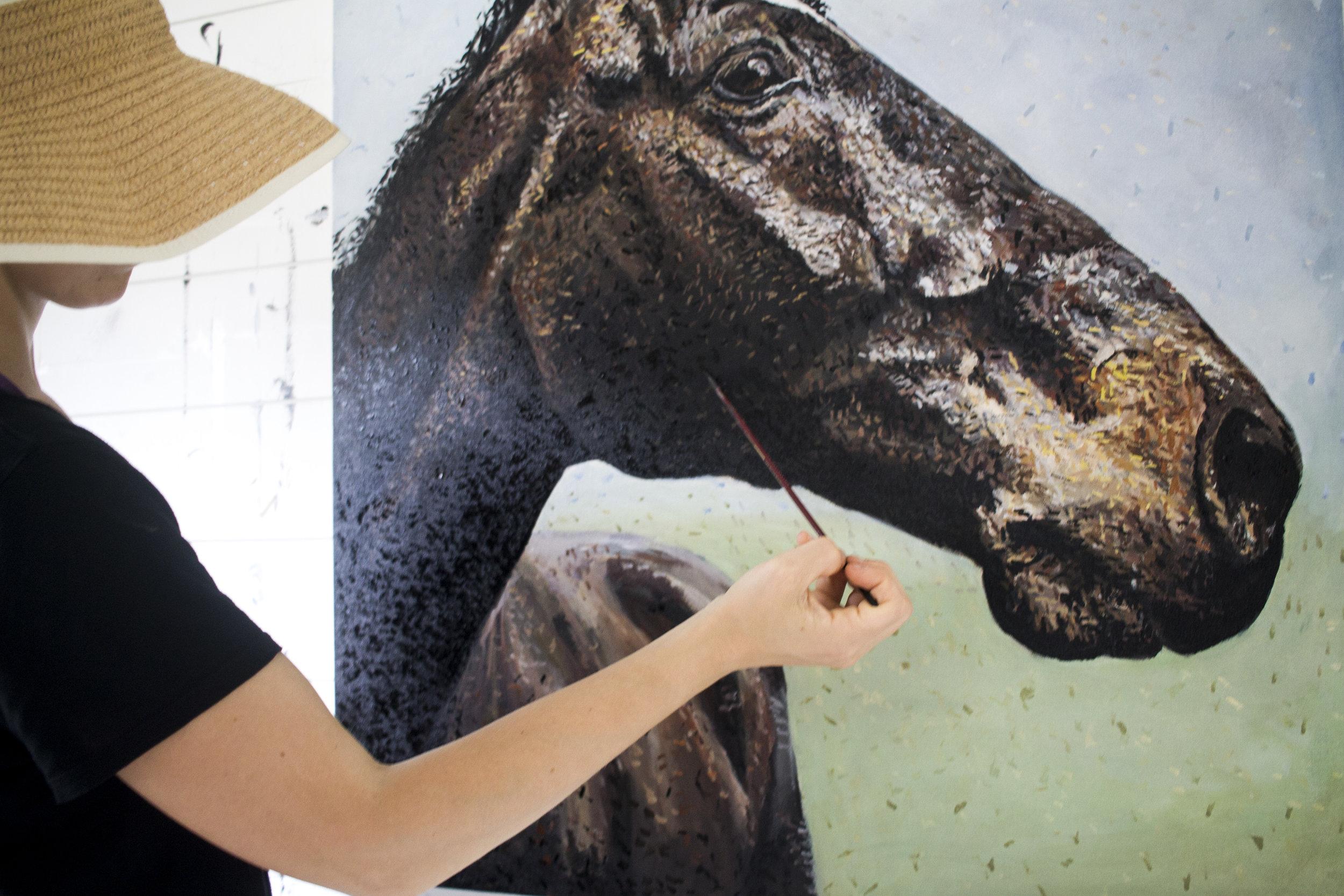 MegKlondike-HorsePainting.jpg