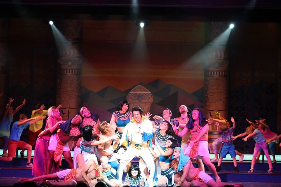Joseph and the Amazing Technicolor Dreamcoat , Prather Entertainment Group