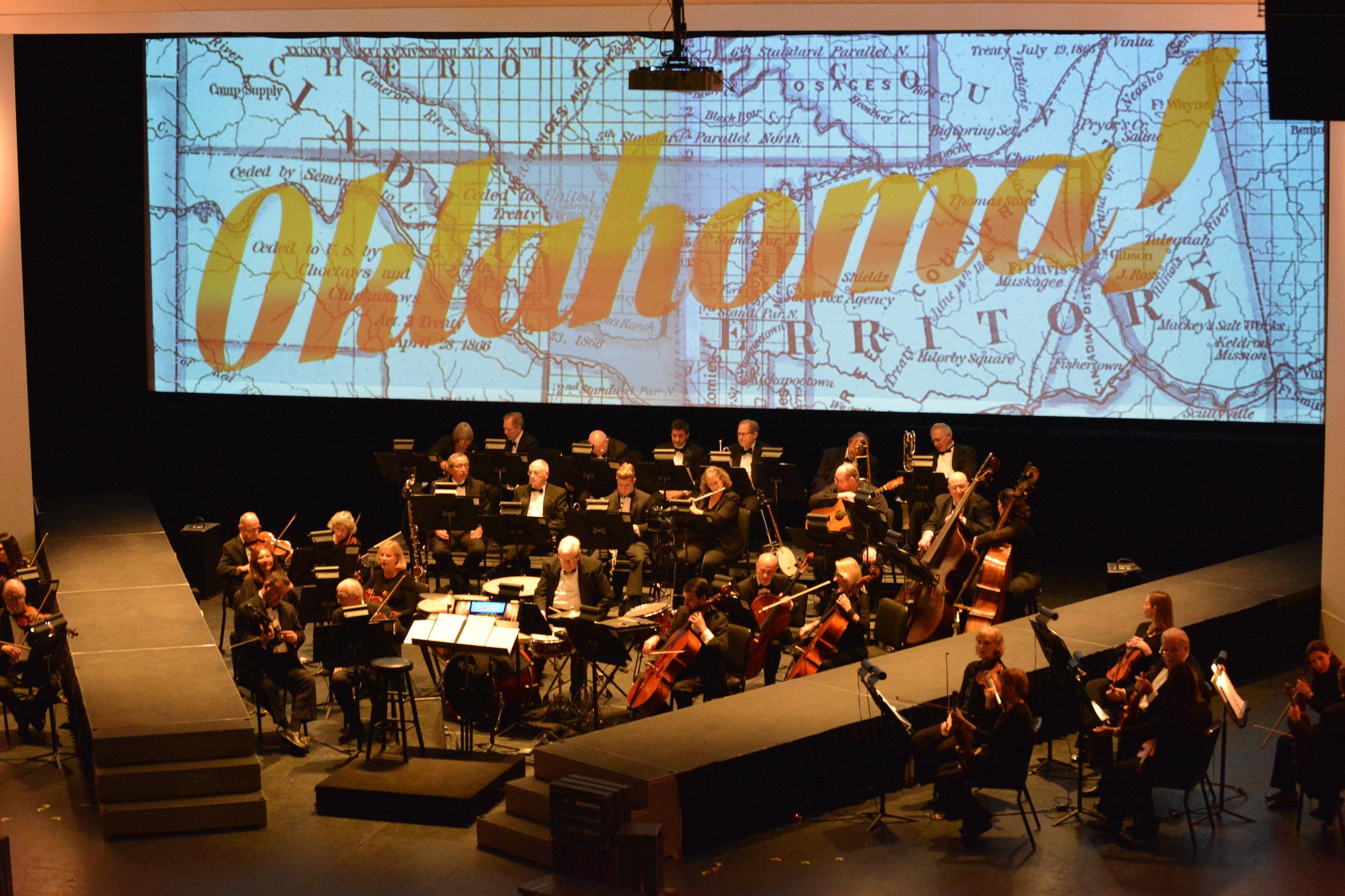 Gulf Coast Symphony's Oklahoma! 2018