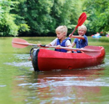 Canoeing Kayaking France