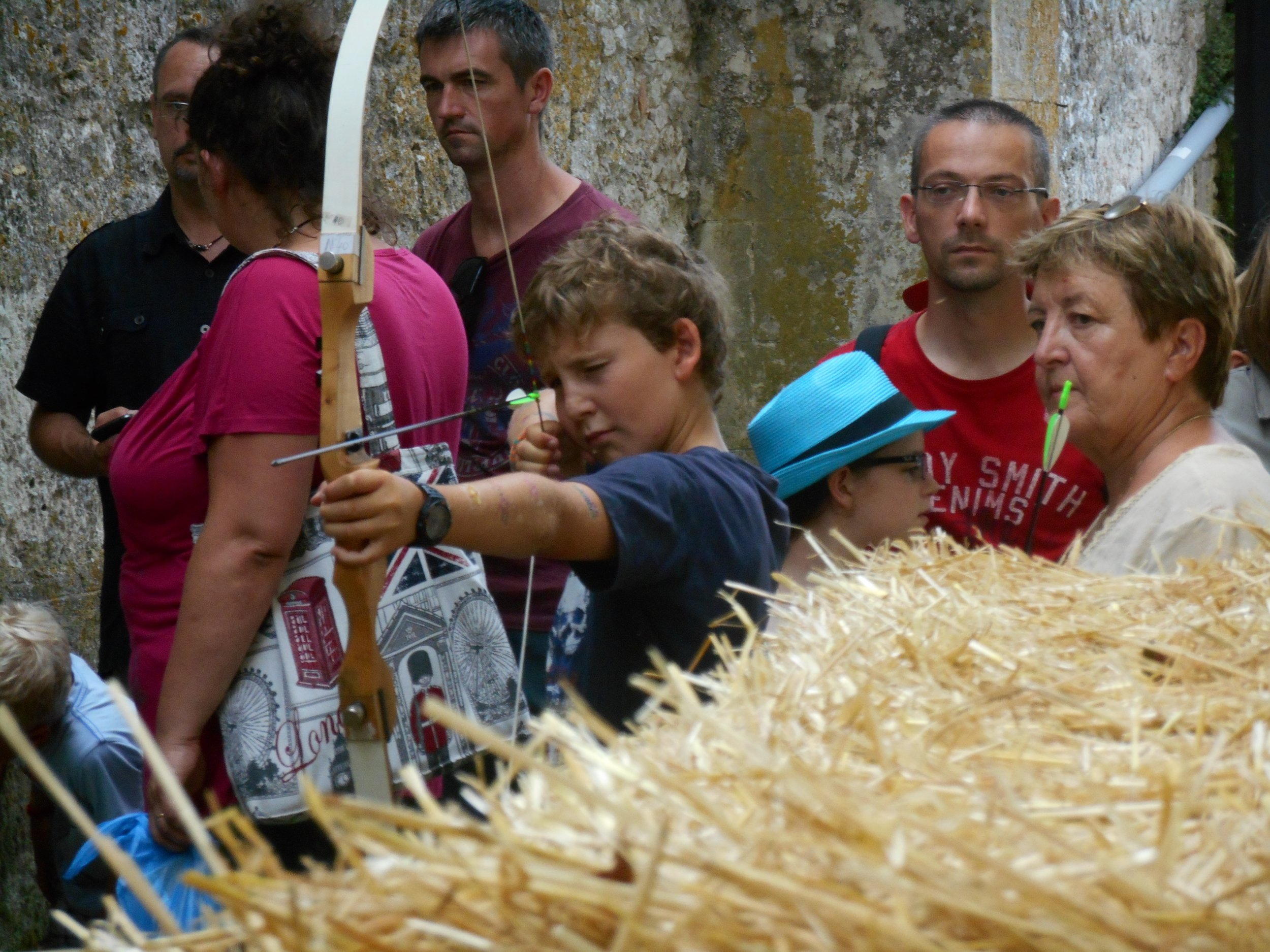 Archery Les Galineaux