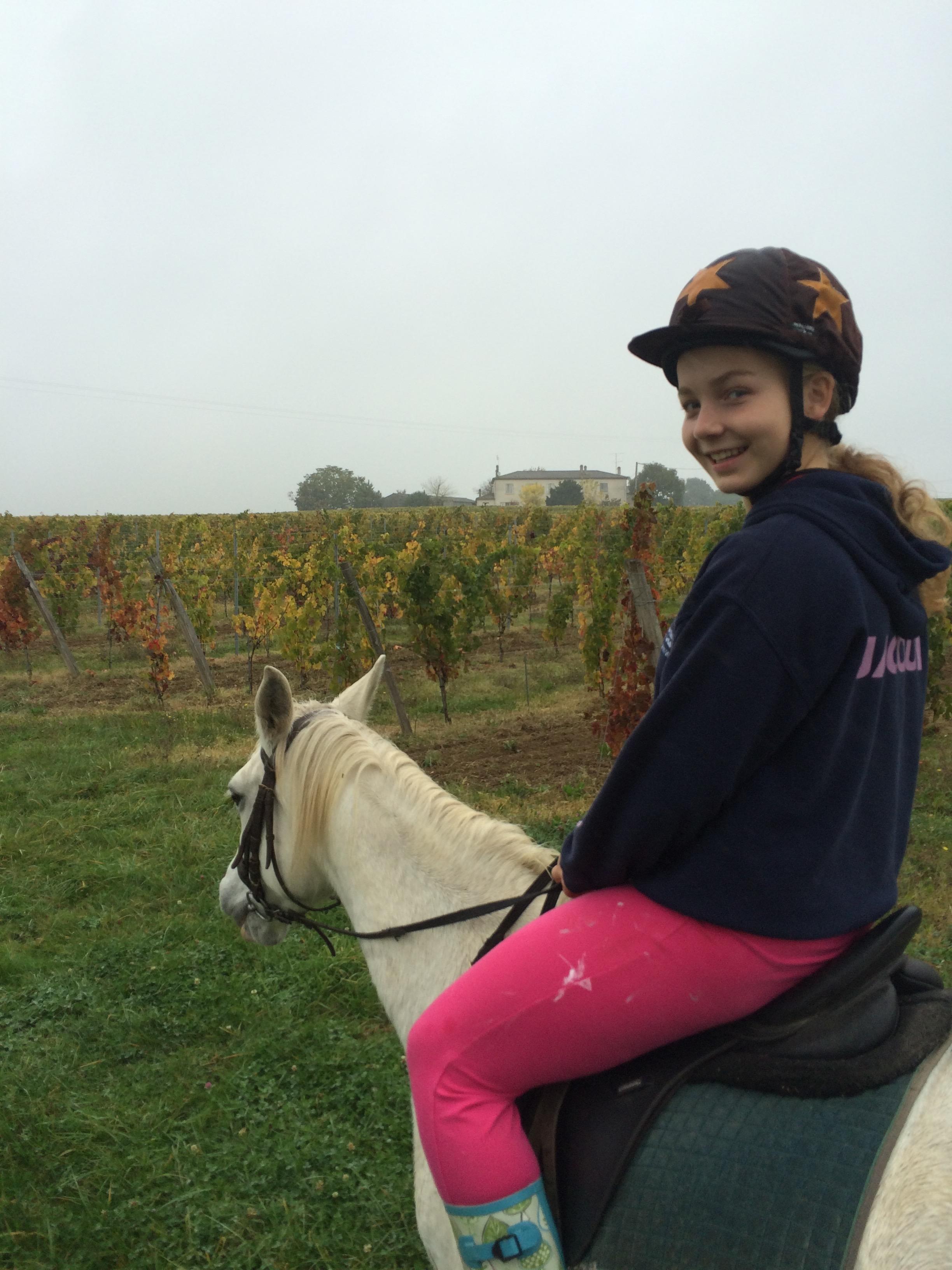 Horse riding Les Galineaux