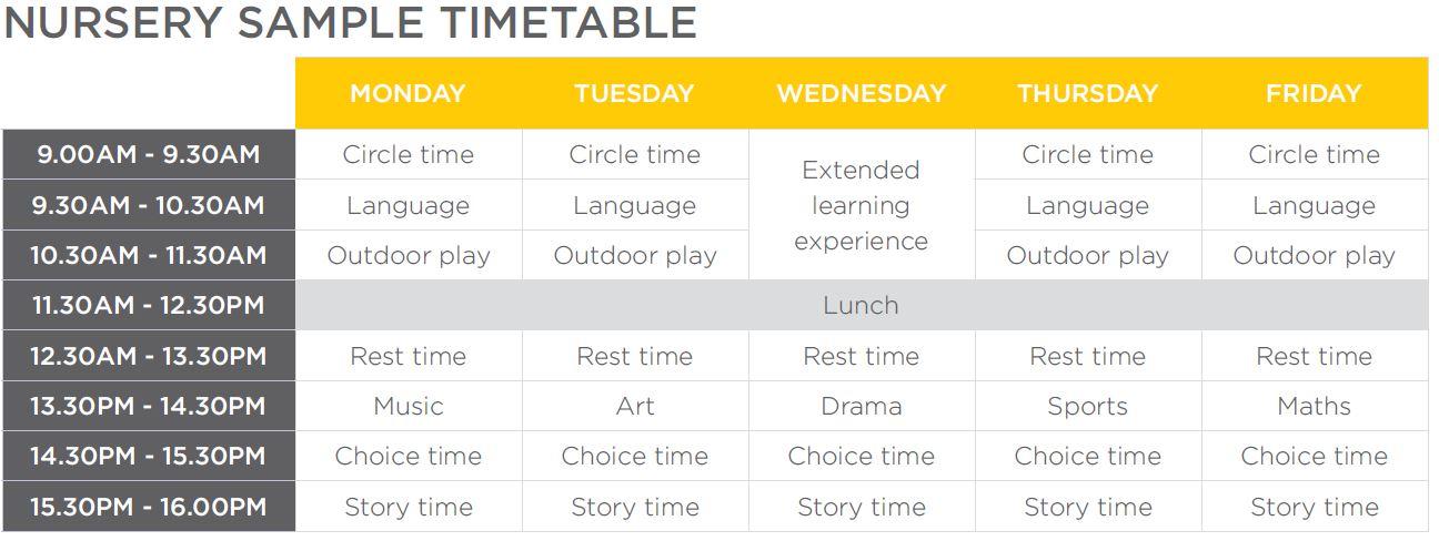 Nursery Sample Timetable.JPG