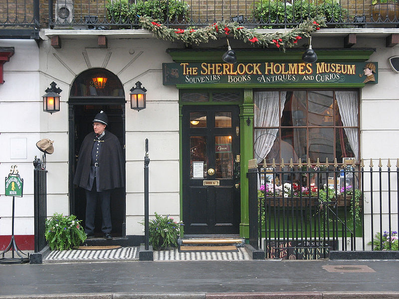 6. Sherlock Holmes Museum