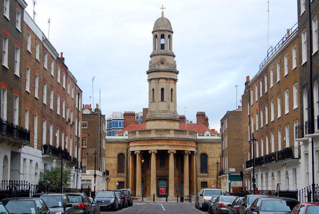 3. St Mary's Church