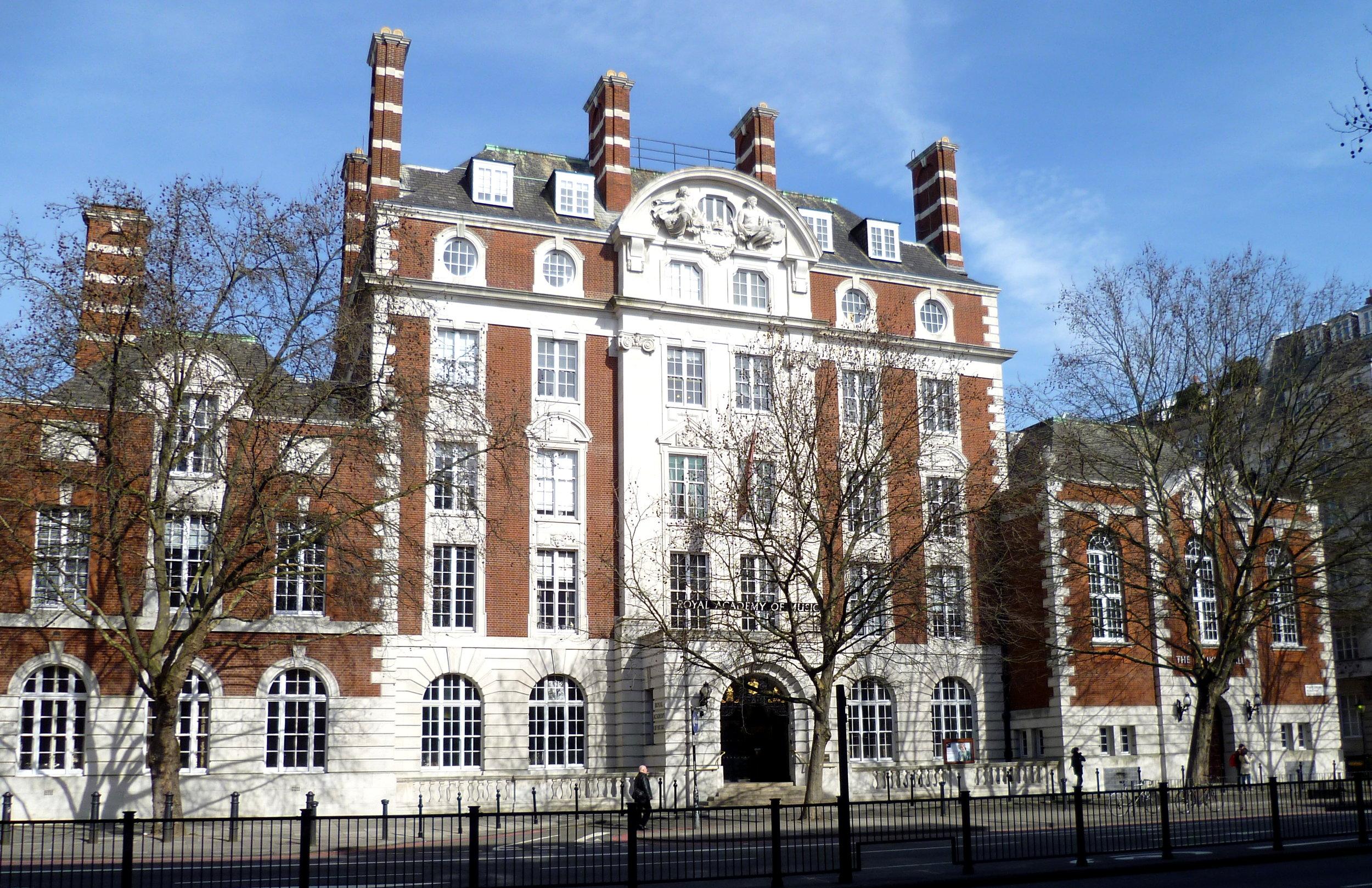 8. Royal Academy of Music