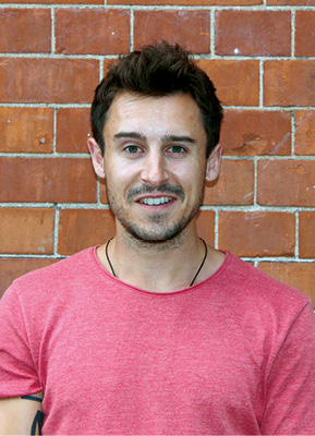 Sam Innes - EFL teacherICS summer teacher