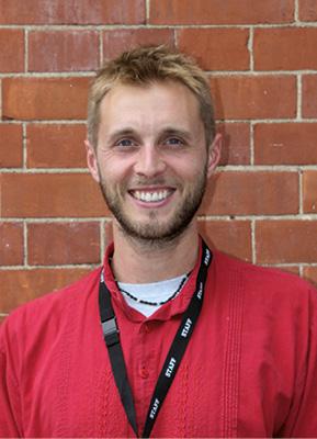 Oliver Keen - Music teacherICS summer teacher