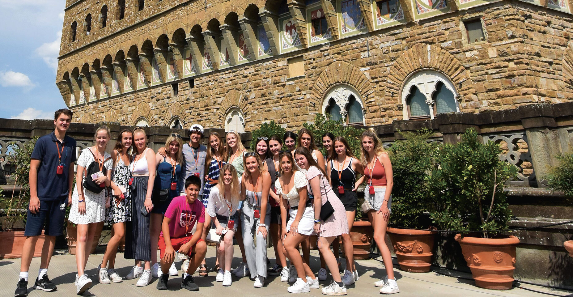 BLYTH ACADEMY INTERNATIONAL SUMMERS - Course information● Dates July and August● Course length 2 – 3 Weeks● Class size 11 – 20● Staff to student ratio 1 : 7● Age 13 – 19● Levels All● Hours of English per week 30● Week 7 days● Accommodation Residential