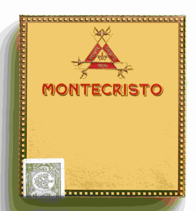 Minis  Montecristo MM CP 20'S